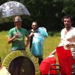 Franck Harscouët, Philippe d'Avilla & Guillaume Bertrand, Making Of