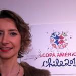 Caroline Klaus  pour Bein Sport