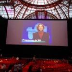 CarolineKlaus Speakerine TF1 Cinéma Paradiso GrandPalais
