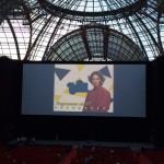 CarolineKlaus Speakerine TF1 Cinéma Paradiso GrandPalais 2