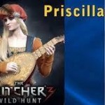 The Witcher 3 Chanson de Priscilla  / Priscilla's song
