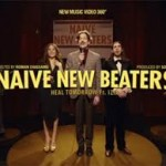 "Nouvel Album des Naïves New Beaters ""A la folie"""